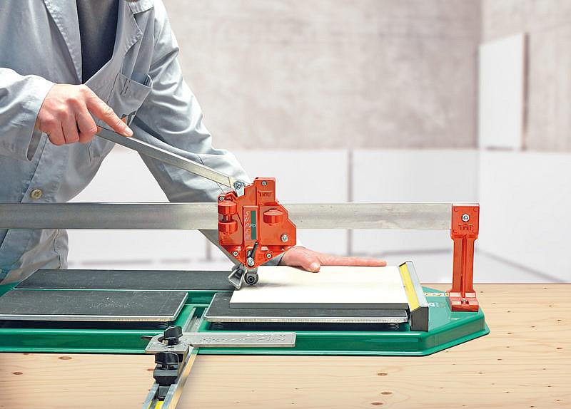 Super Pro tile cutting